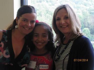 Ellen's family
